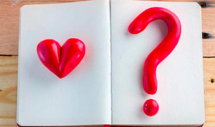 Quem ama, não faz perguntas