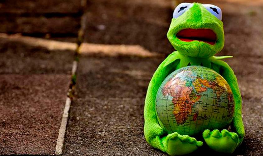 Você não pode abraçar o mundo