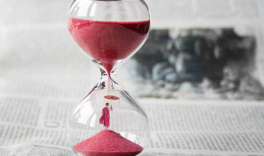 Apressar o tempo