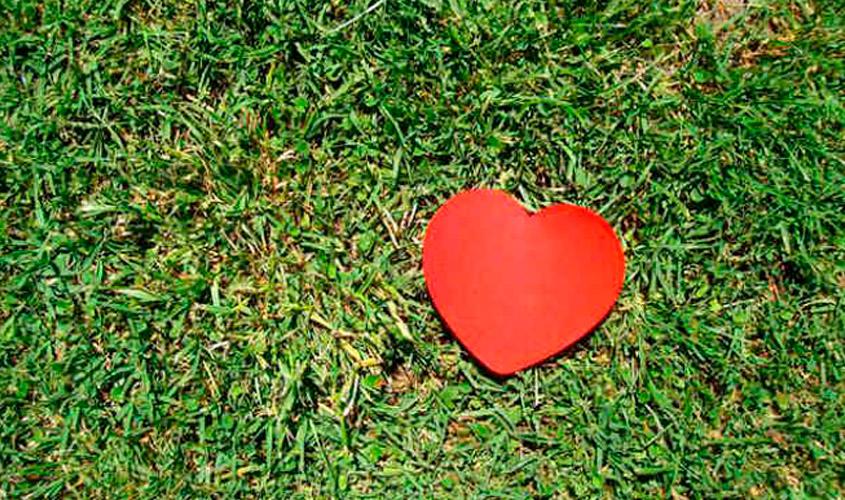 Mais que amar, é preciso coragem para ser amado também