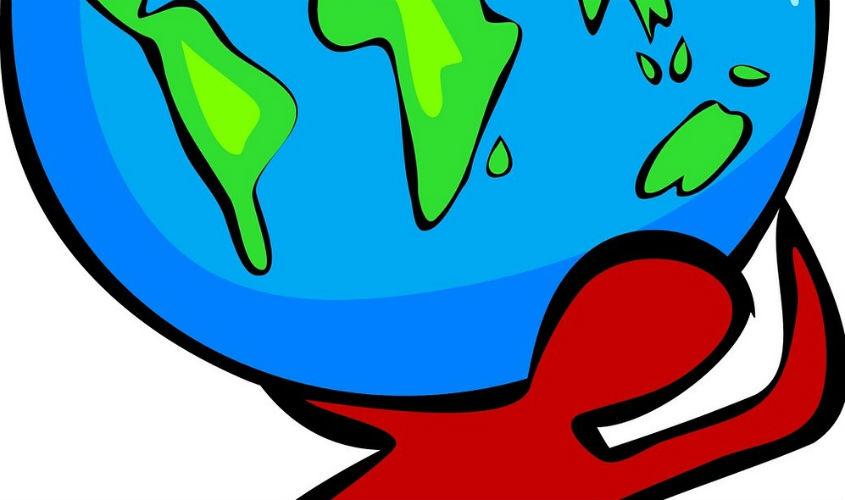 O peso do mundo